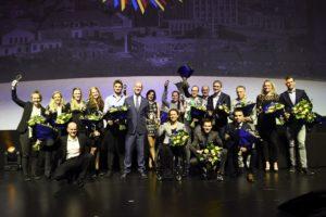 winnaars Gelders Sportgala 2017